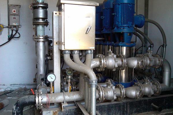 高炉炉顶打水系统1