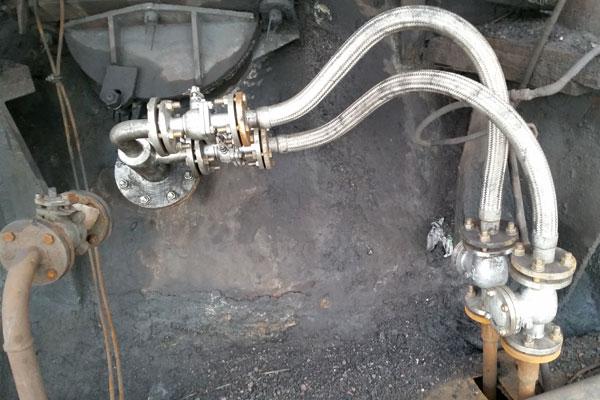 高炉炉顶打水系统2