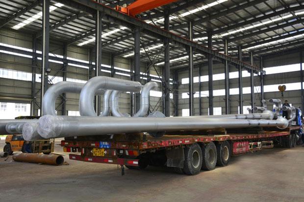 宝钢湛江炼钢工程350吨转炉氧枪2