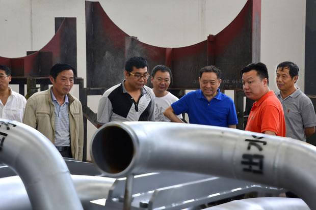 宝钢湛江炼钢工程350吨转炉氧枪3