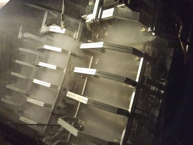 馬鋼方圓坯二次冷卻改造項目4